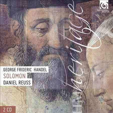 George Friedrich Handel - Handel: Solomon