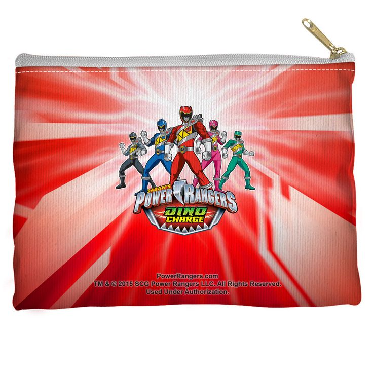Power Rangers Dino Ranger Accessory Pouch