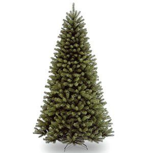 National Tree 7 1/2' North Valley Spruce Tree, Hinged (NRV7-500-75)  National Tree Company $131.99