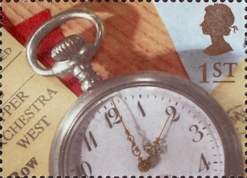 37 best clock stamps images on pinterest postage stamps royal mails special stamps gallery and archive fandeluxe Gallery
