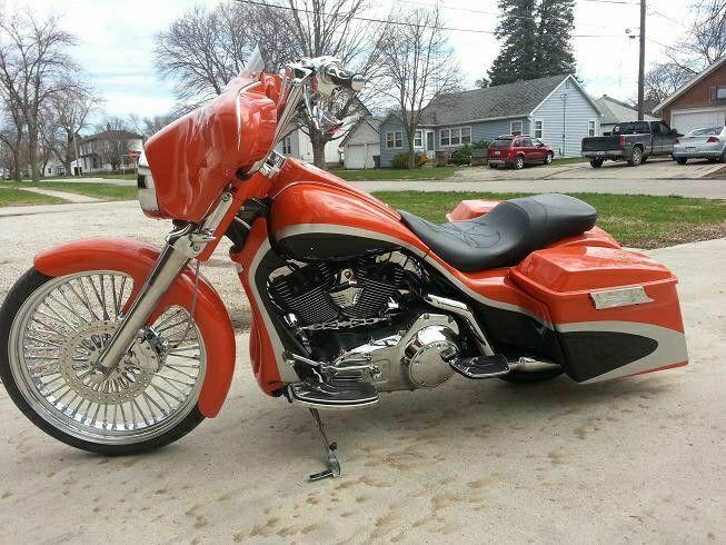 Harley davidson custo2007