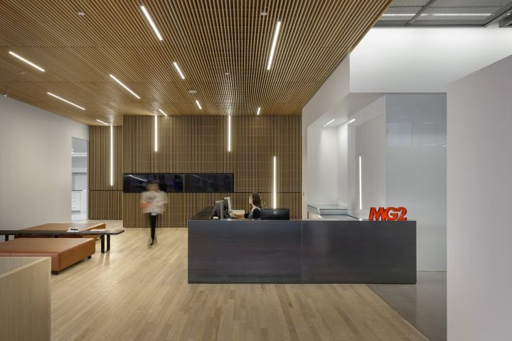 MG2 Global Headquarters, Seattle Washington » Retail