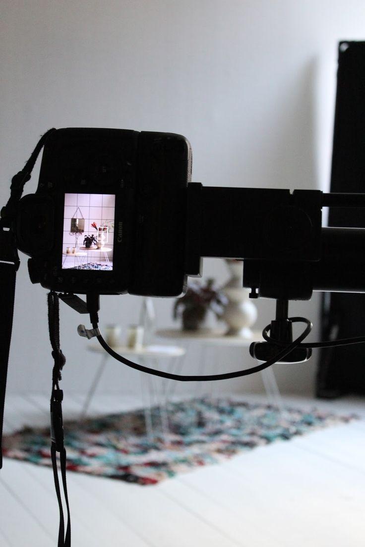 Työssäoppiminen | Glorian koti ja kuvausjärjestelyt