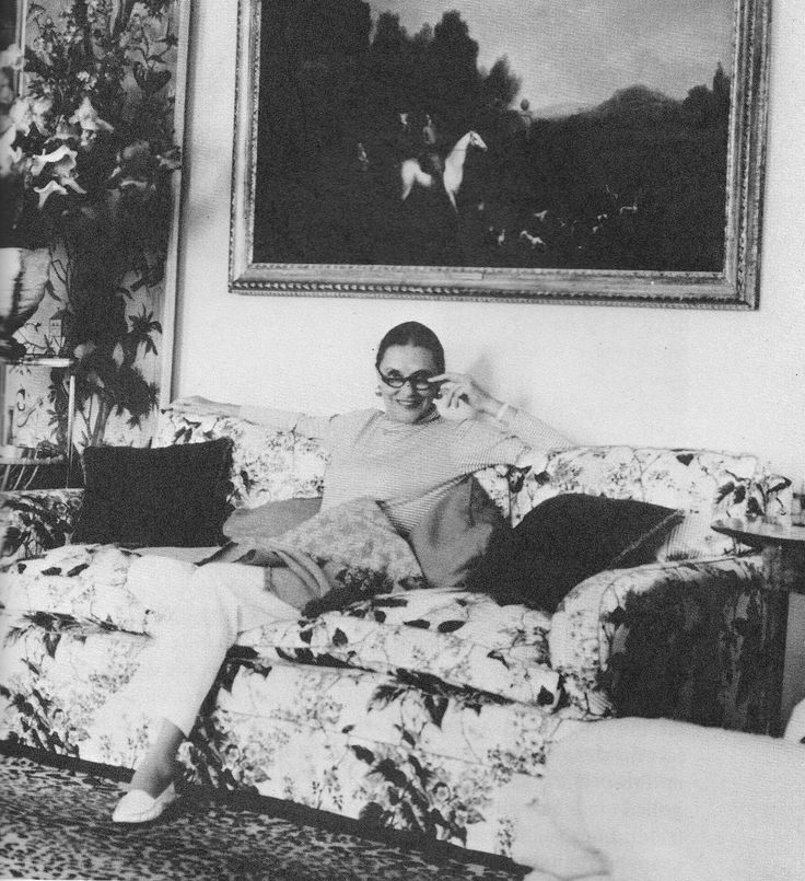 Even in later life, Slim Keith possessed unequaled style.
