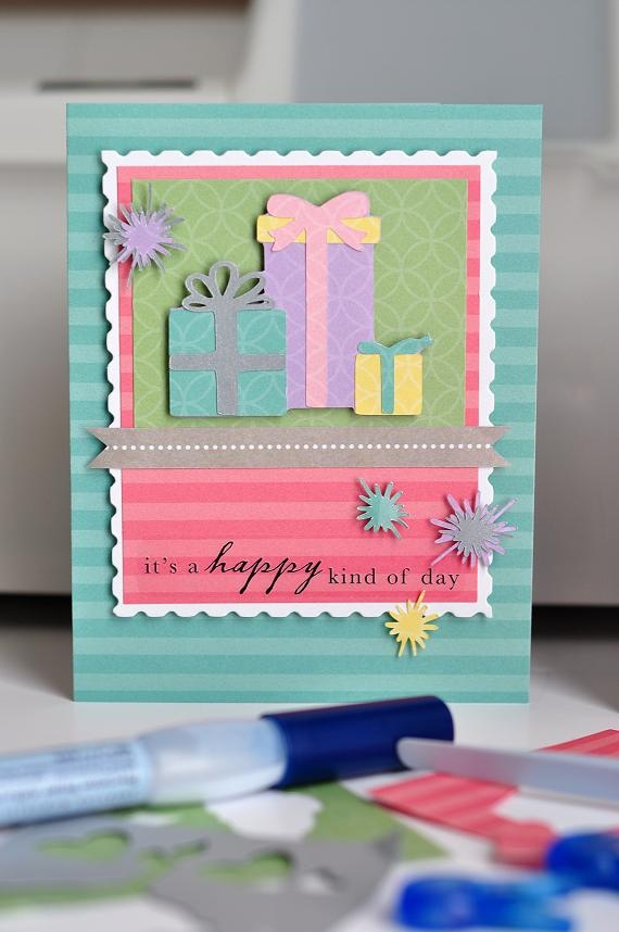Tips on how Creative Memories products can enhance your projects using a Cricut machine.     www.creativememor...