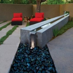 three sixty design colorado cool idea for water runoff from house