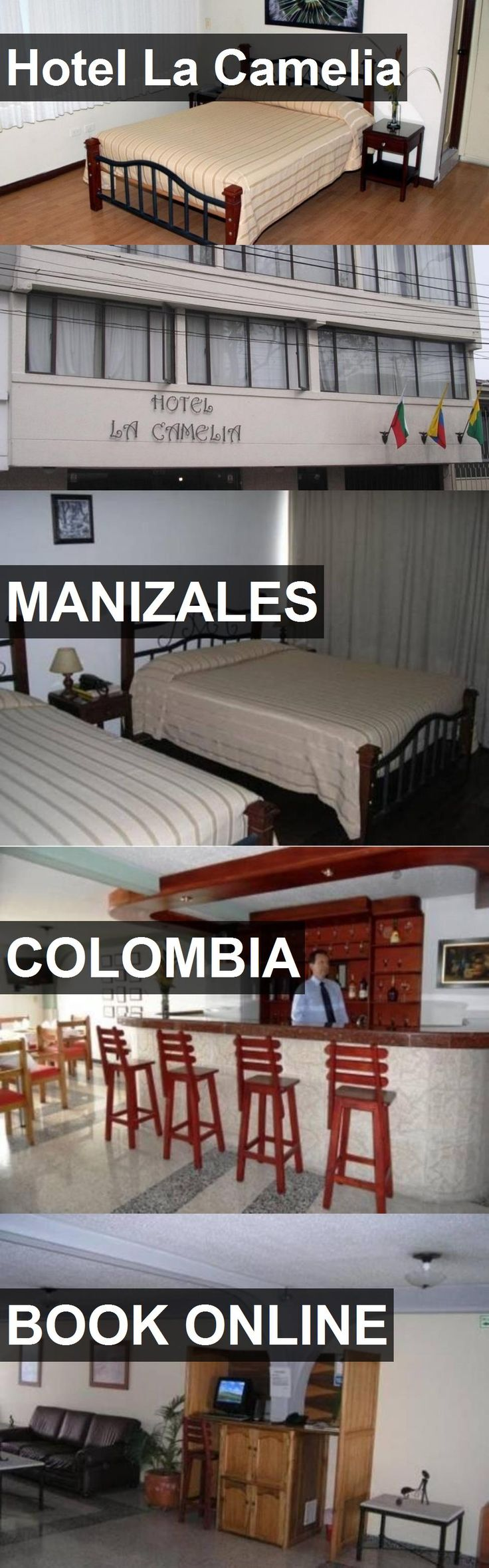 Hotel La Camelia in Manizales, Colombia. For more information, photos, reviews and best prices please follow the link. #Colombia #Manizales #travel #vacation #hotel