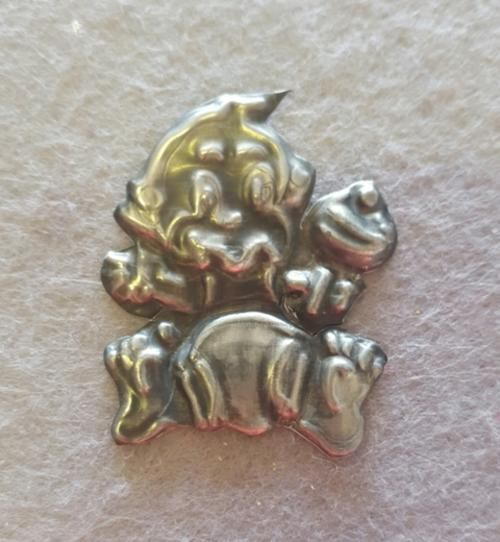 Buy Pewter Art - Baby - for Scrapbooking 4 x 4.5cm for R20.00