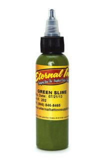 Eternal tattoo ink Green Slime color supply in india mumbai : Eternal tattoo ink Green Slime color supply in india mumbai | zaheerhamidbatli