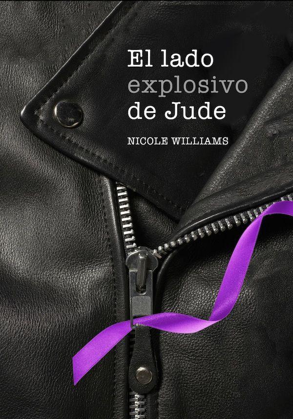 El lado explosivo de Jude por Nicole Williams [Reseña]