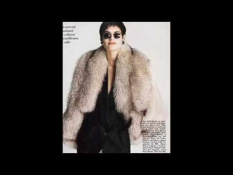 Woman In Classic Furs Part 1