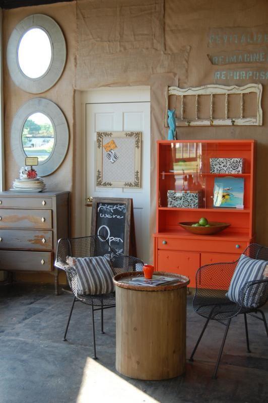 """Knack Studios"" South Carolina, cute little shop!"