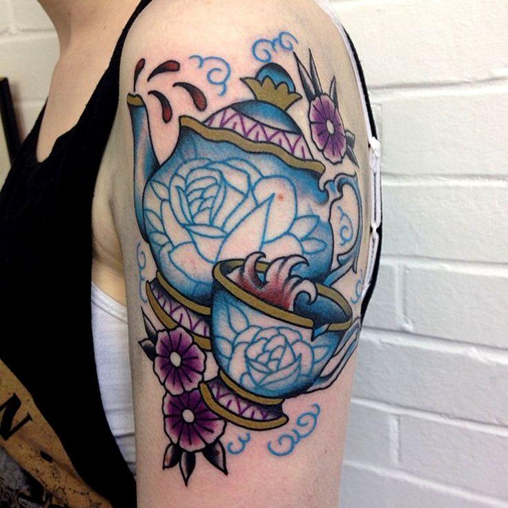 Tattoo done byRich Wells. @richwellstattoos