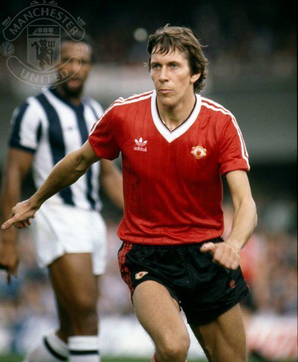 Arnold Mühren - Manchester United