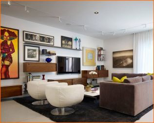 30 Awesome Ideas To Make Modern TV Unit Decor In Your Home Part 62