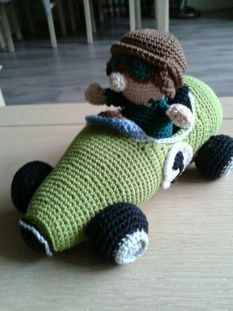 Amigurumi Race Car : 146 best images about Haken on Pinterest Free pattern ...