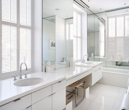 A modern reno in historic georgetown washington d c for Visbeen architects georgetown