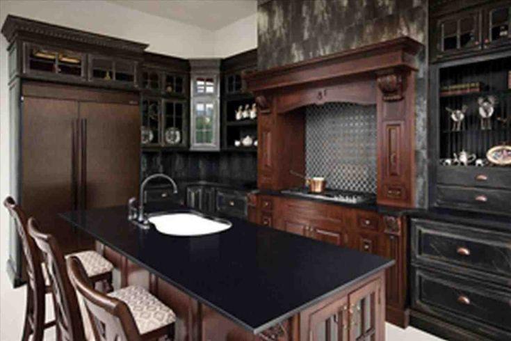 Best 25 Kitchen Worktops Ideas On Pinterest Wooden Worktop Kitchen Brick Tiles Kitchen And
