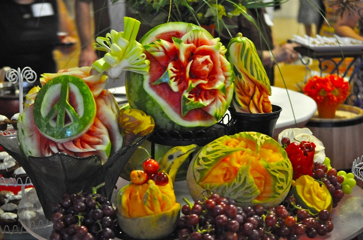 Best images about food artistry on pinterest a fruit