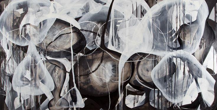 Ludo Exhibition, Lara Scolari Gallery, original artwork, contemporary abstract art, mixed media, affordable art, Shop Art Gallery Balmain