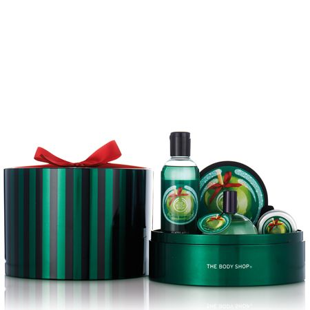 Buy Glazed Apple Tin Of Delights from The Body Shop at Westfield or buy online from the The Body Shop website.