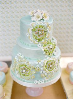 Girlie Wedding Cakes | POPSUGAR Food