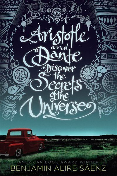 A lyrical novel about family and friendship from critically acclaimed author Benjamin Alire Sáenz. Aristotle and Dante Discover the Secrets of the Universe by Benjamin Alire Saenz #IndigoTeen