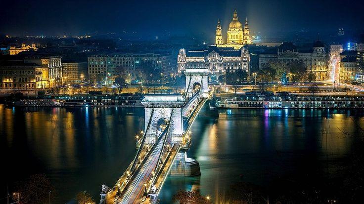 El famoso puente de Budapest es el protagonista de nuestras historias curiosas de esta semana.