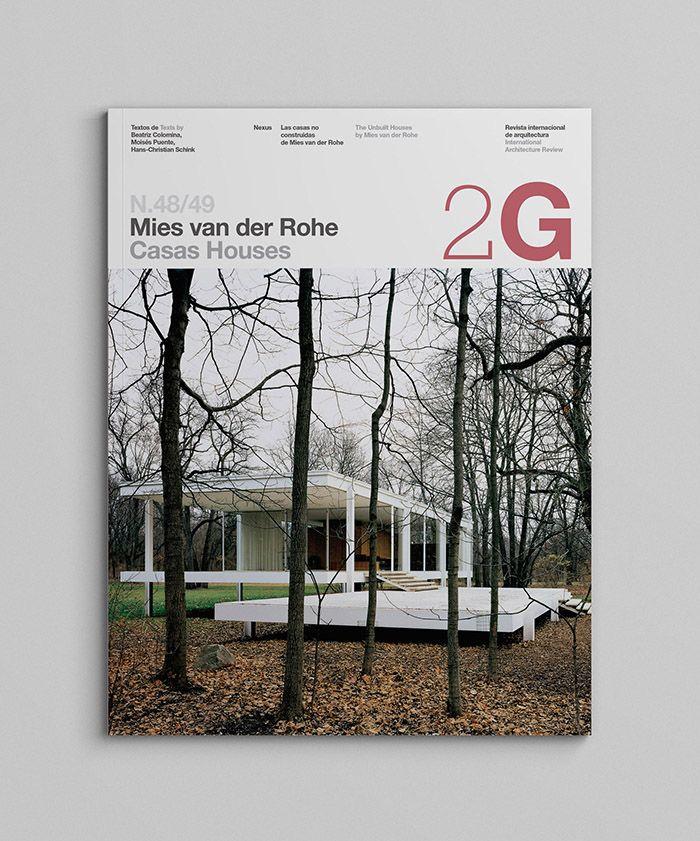 2G. Revista internacional de arquitectura on Behance