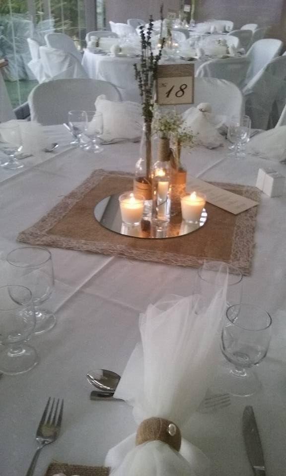 Διακόσμηση centerpiece γάμου με vintage πινελιές,στο κτήμα Ιοκάστη στο Καπανδρίτι, από την ομάδα του Vourlos Confetti www.vourlos.com