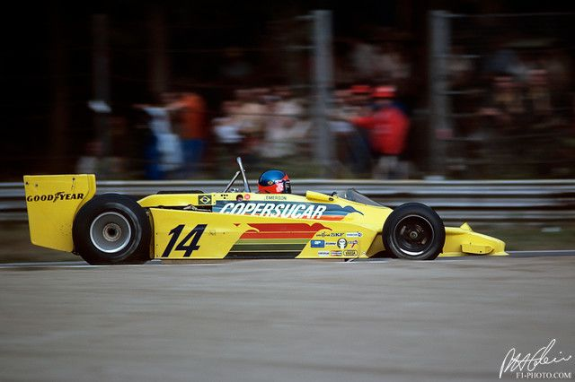 Fittipaldi 1975 f1-1978 f5 | Emerson Fittipaldi Monza 1978 Copersucar F5A Cars