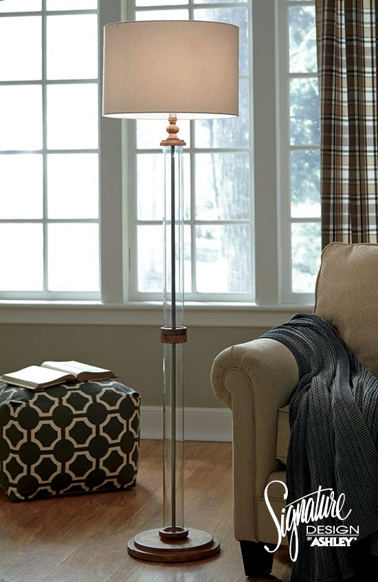 Tabby floor lamp home accent lighting ashleyfurniture