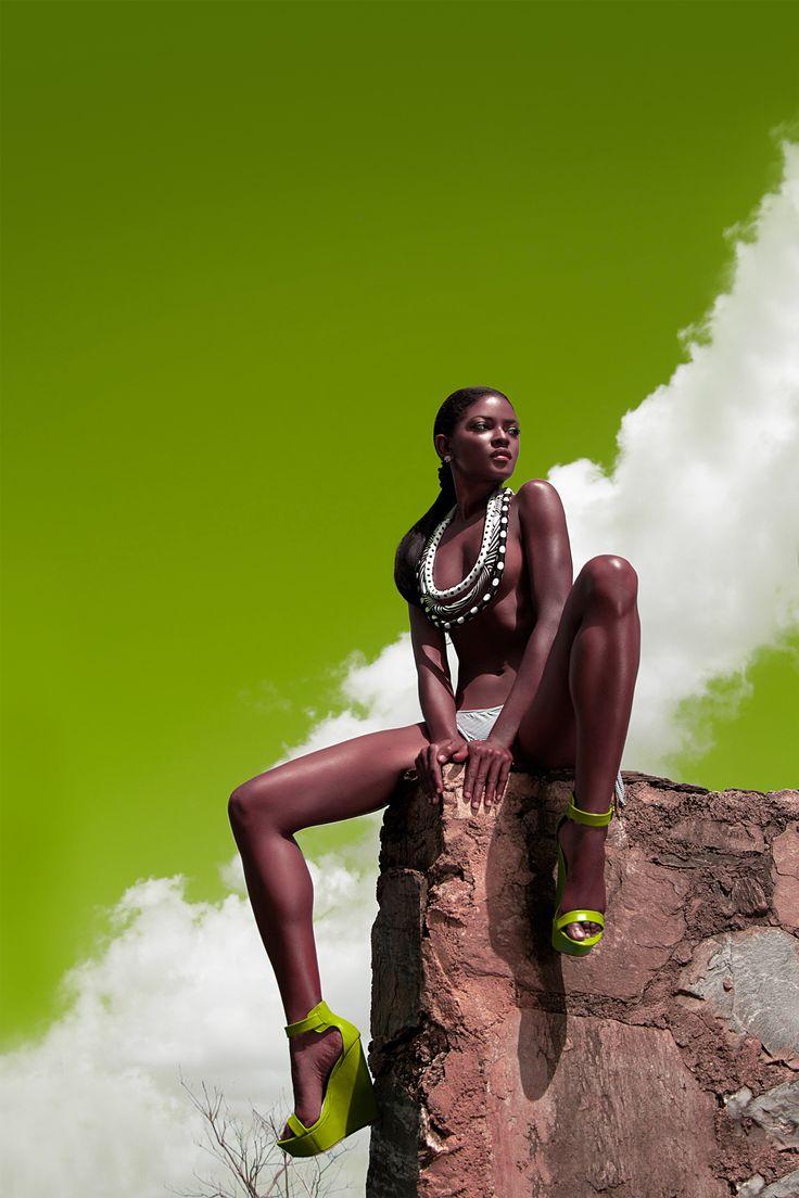 Green Sky Paradise by Ikenna Douglas / 500px