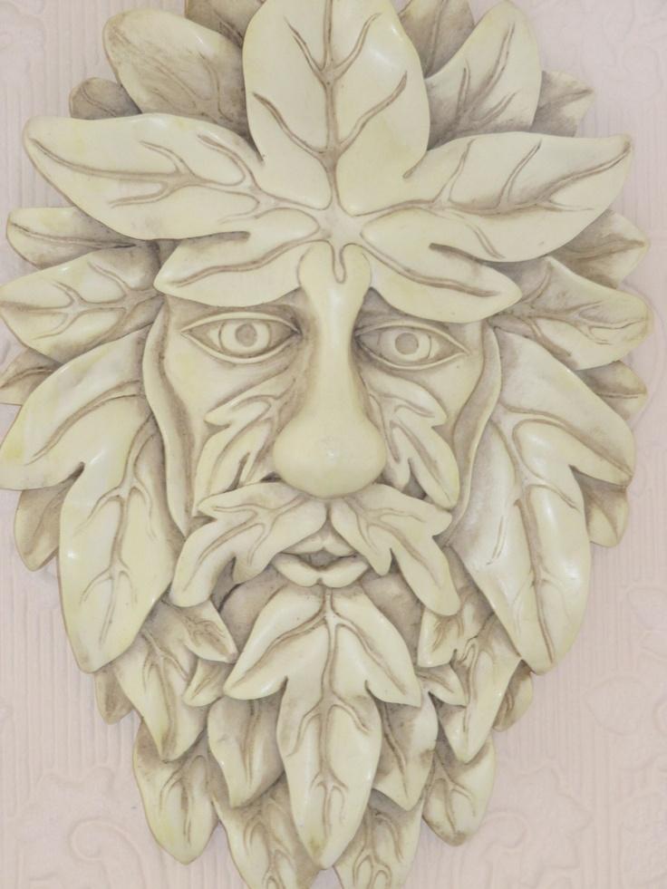 Best wood spirits greenmen carving ideas