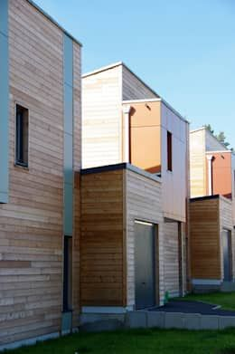 Arquitectura de madera para casas increíbles