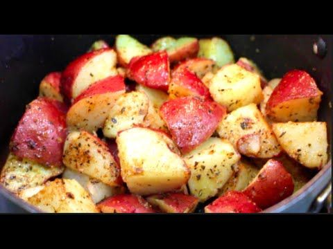 How to Cook Red Potatoes in a Pan on the Stove - Dulce Karamelo