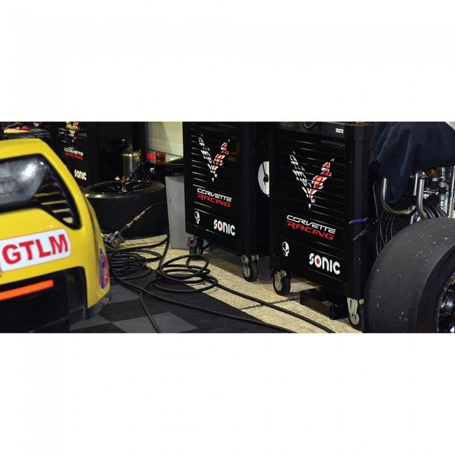 Sonic Tools Official Corvette Racing Toolbox The Sonic Tools