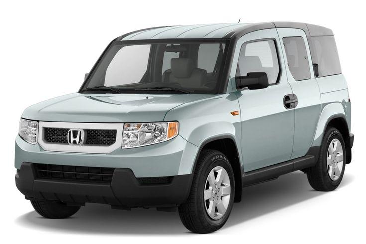 2011 Honda Element in Vapor