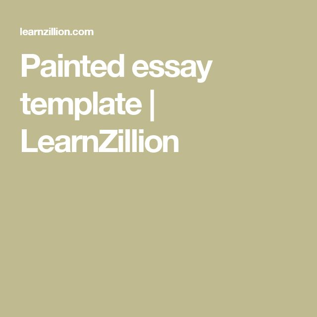 painted essay format Essays - welcome to our essays section, with an extensive repository of over 300,000 essays categorised by subject area - no registration required.