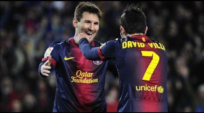 Barcelona vs Rayo Vallecano - Liga de España: Gol del Rayo! Tamudo.