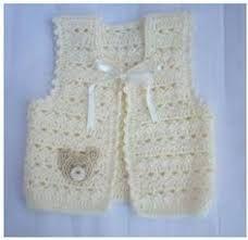 Resultado de imagen para saquitos crochet para recien nacidos