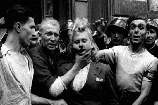 La mujeres nazis durante la posguerra - Cultura Colectiva - Cultura Colectiva