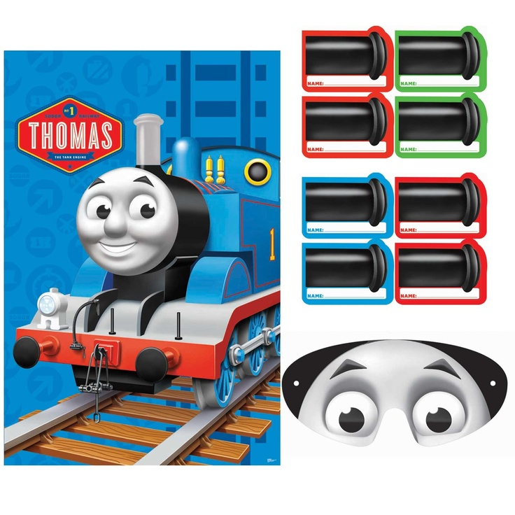 192 Best Party With Thomas & Friends Images On Pinterest