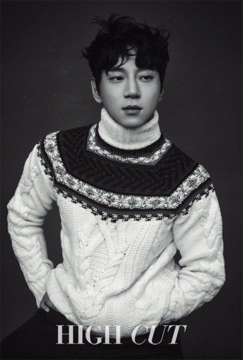 Hwang Chi Yeol Discusses His Position as MC for 'Immortal Song' in 'High Cut' Pictorial   Koogle TV