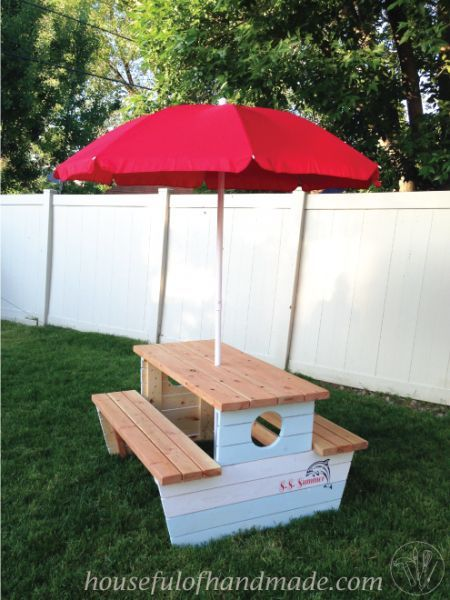 Best 25 2x4 wood projects ideas on pinterest 2x4 wood for Picnic boat plans