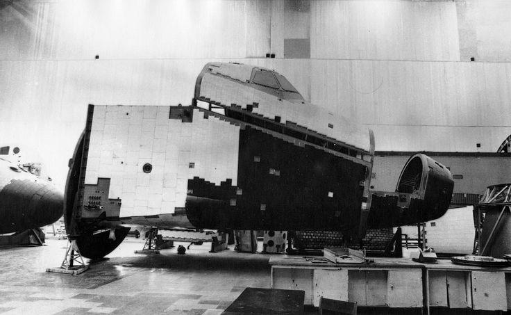 Buran, la navette spatiale Russe navette spatiale russe buran construction assemblage 02