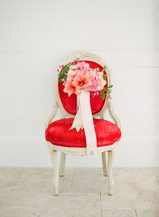 #chair #red by Leticia M