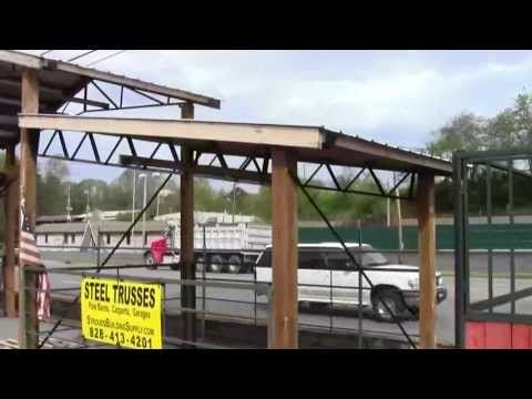 Best 25 steel trusses ideas on pinterest truss for Usa pole barns