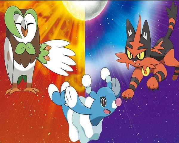 [Watch] Pokemon Sun & Moon Starter Evolutions: Dartrix, Torracat & Brionne - http://www.morningledger.com/watch-pokemon-sun-moon-starter-evolutions-dartrix-torracat-brionne/13108577/