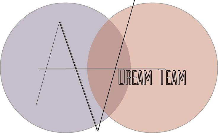 Logo. AV Dream Team (audio visual production)
